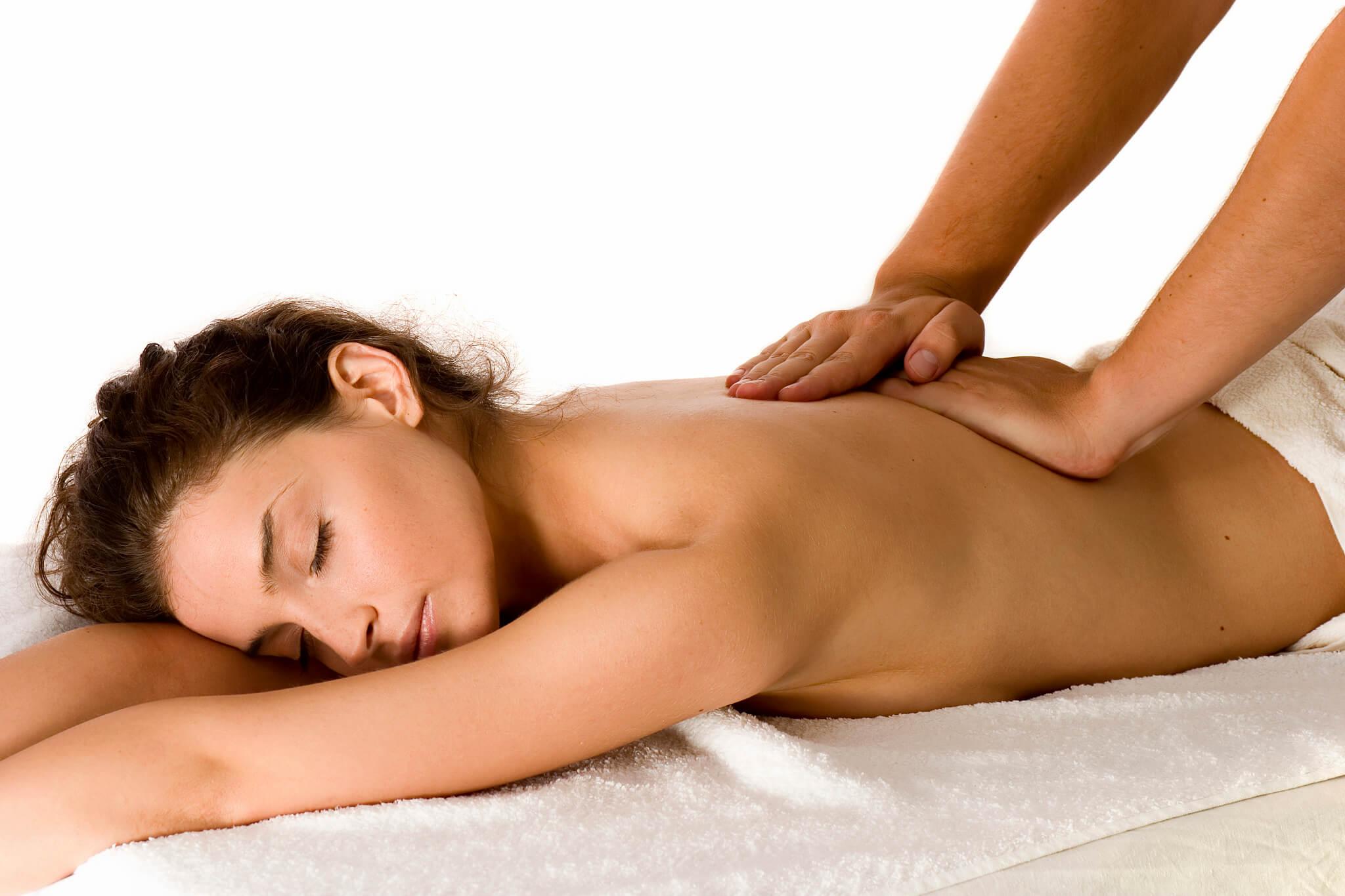 deep tissue massage female