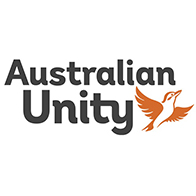 Central coast massage clinic link with Health fund provider Australian Unity logo