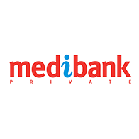 Central coast massage clinic link with Health fund provider Medibank logo